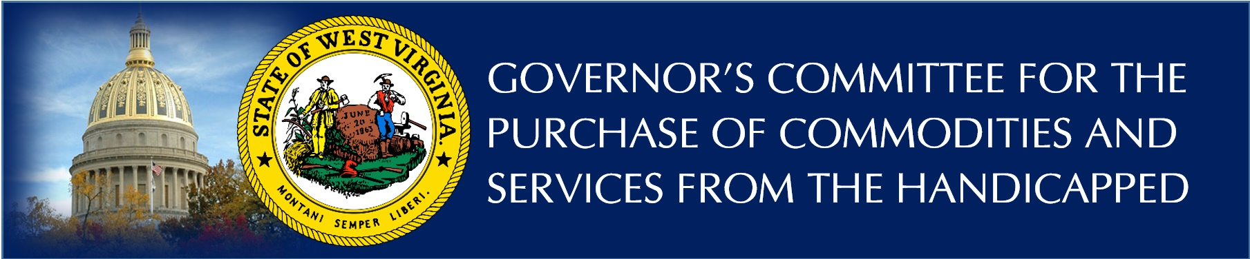 Governor's Committee for the Purchase of Commodities and Services from the Handicapped